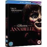 Annabelle [Blu-ray] [2014] [Region Free