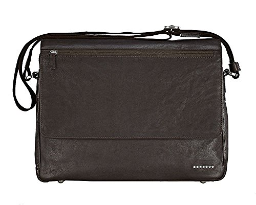 Filofax Highlands Courier Messenger Bag brown -