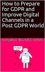 How to Prepare for GDPR and Improve Digital Channels in a Post GDPR World (Big Mo's Guide Books Book 2)