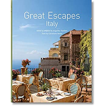 JU-GREAT ESCAPES ITALY