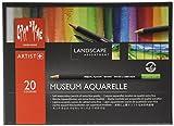 Caran d'Ache Museum Aquarelle Landschaft Bleistifte, verschiedene Farben (24Stück)