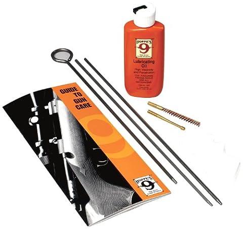 Le kit de nettoyage de Hoppe pour carabine à air comprimé et pistolet à tige d