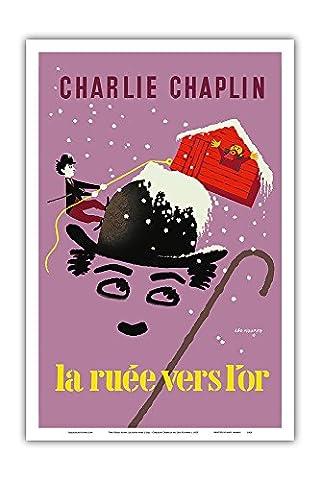 La Ruée vers l'or - En vedette Charlie Chaplin -