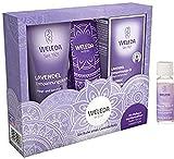 Weleda Geschenkset Lavendel Weihnachten 2018 mit Malbuch und Buntstifte PLUS 10 ml Lavendelöl