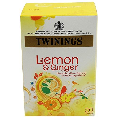 TWININGS - Infuso al Limone e Zenzero
