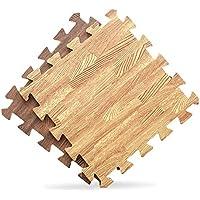 Angela de homestyletm 9piezas (30cm x 30cm x 1cm) Espuma Puzzle Matte Protector de suelo Matte parte Jugar Niños alfombra - Peluches y Puzzles precios baratos