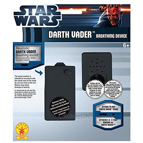 Star Wars Darth Dispositivo de respiración
