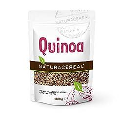 Quinoa Tricolour - 1kg - Naturacereal - Gluten Free Quinoa