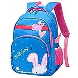 Kinderrucksack,Mädchen Schultaschen Kinder Rucksack Reisetasche für Primary Middle School Student Outdoor Daypack