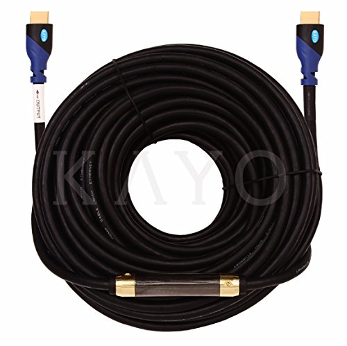 KAYO-Cavo HDMI ad alta velocità, 22 m con Built-BOOSTER segnale,
