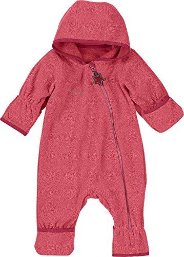 Sterntaler Baby Fleece-Overall Fleeceanzug Kinder (Rosa, 68) -