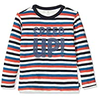 Noppies baby-jongens B Regular T-Shirt Ls Apple Valley Y/D STR shirt met lange mouwen