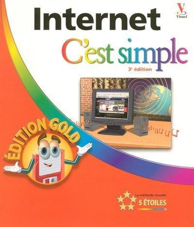 INTERNET SIMPLE 3ED GOLD par COLLECTIF