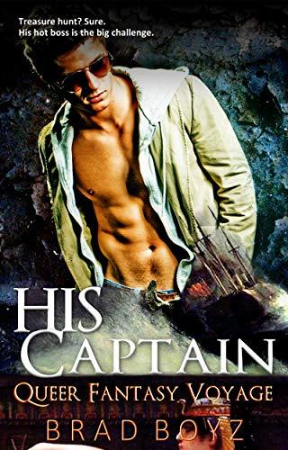 His Captain: Queer Fantasy Voyage (English Edition)