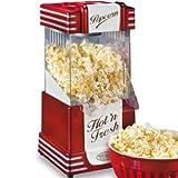 Syntrox Germany 1200 Watt Retro Popcornmaker Popcornmaschine