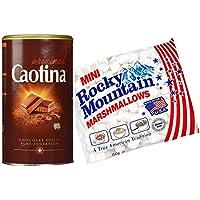 Caotina original de leche entera + Mashmallow Mini cada 1x.