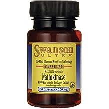 Swanson Ultra, Nattokinase (concentré) 200mg, 30 gélules