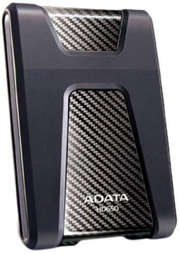 Adata HD650 1TB External Hard Disk Black Price in India