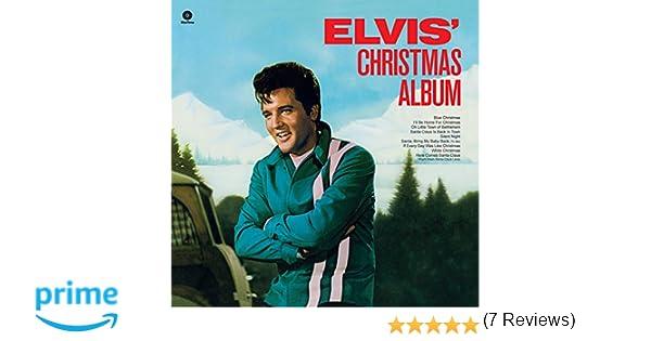 Elvis' Christmas Album (180g) [VINYL]: Amazon.co.uk: Music