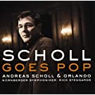 Andreas Scholl Goes Pop [Import allemand]