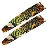 DealMux Drachen Print Temporäre Fake Tattoo Sleeves Arm Oversleeve 2Pcs