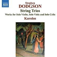 Streichtrios-Solowerke