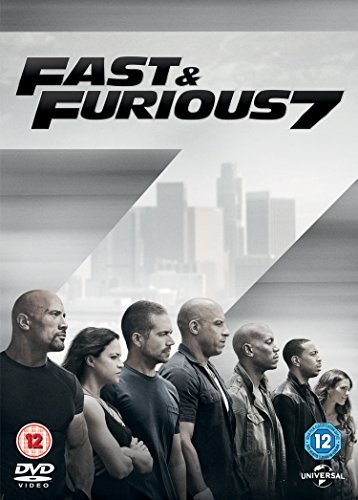 fast and the furious 7 dvd Fast & Furious 7 [DVD] by Vin Diesel