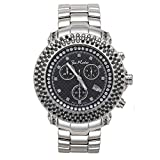 Joe Rodeo Diamond Men's Watch - JUNIOR silver 6 ctw