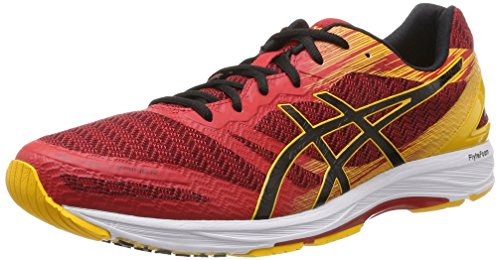 Asics Herren Gel-Ds Trainer 22 Laufschuhe Rot (Prime Red / Black / Gold Fusion)