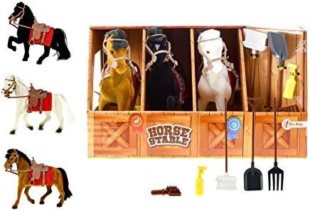 Bonne année Toi-Toys - Écurie Figurine, 06223A, 06223A, 06223A, Multicolore | être Nouvelle Dans La Conception  ce4dd1