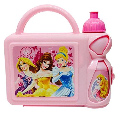Preisvergleich Produktbild Disney F110307 - Princess Hard Case Lunch Box mit Flasche