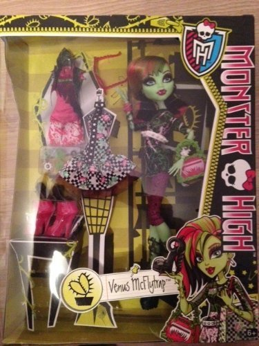 Monster High I love Fashion Venus McFlytrap - Love I Fashion High Monster