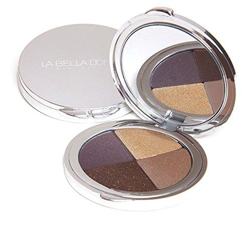 La Bella Donna - Eyeshadow Compact Colour Quad Bella Incanto