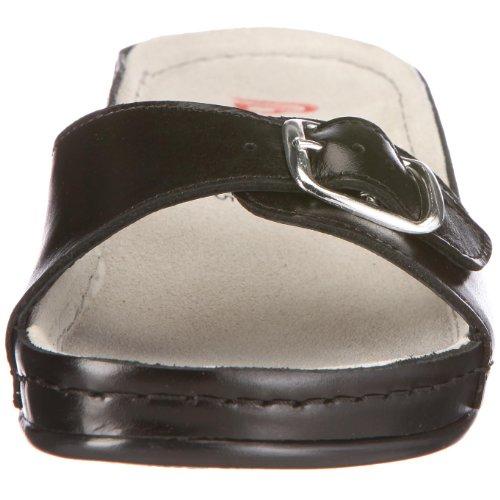 Berkemann Atlanta Verden 00734, Chaussures femme Noir