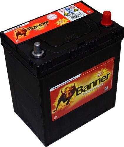 Banner P4026Power Bull 054Calcium Spill & Backfire Akku