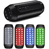 Top-Longer Altavoz Inalámbrico Portátil Bluetooth Sound Core Altavoz portátil Bluetooth compatible con iPhone, Smartphone
