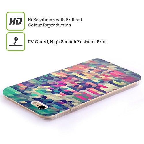 Offizielle Spires Kriechen Isometrik Soft Gel Hülle für Apple iPhone 5 / 5s / SE Atom