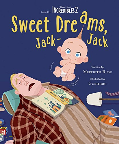 Pdf read incredibles 2 sweet dreams jack jack meredith rusu full supports all version of your device includes pdf epub and kindle version all books format are mobile friendly fandeluxe Image collections