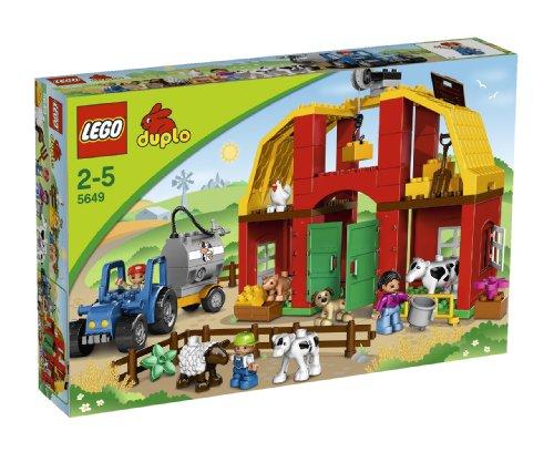 LEGO-DUPLO-LEGO-Ville-5649-Big-Farm