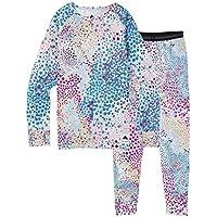 Burton niña 1st Layer Set térmica Ropa Interior, otoño/Invierno, Niñas, Color Stout White Dots, tamaño Extra-Small