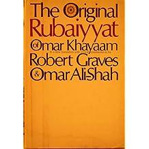 The Original Rubaiyyat of Omar Khayaam