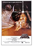 Close Up Star Wars Poster Style 'A' - American - Poster Großformat (61cm x 91,5cm)