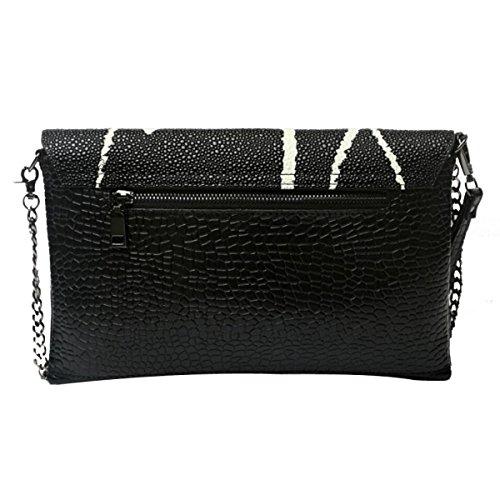 Weibliche Handtasche Mode Große Kapazität Leder Umschlag Tasche,Style2 Style1