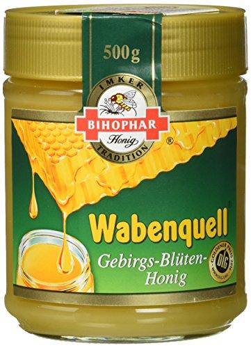 Wabenquell Honig, 500 g