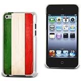 Coque iPod Touch 4 drapeau Italie