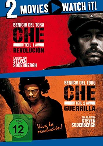Teil 1: Revolución / Teil 2: Guerrilla (2 DVDs)