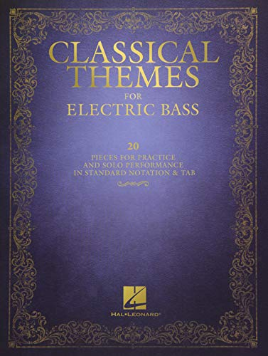 Classical Themes For Electric Bass por Mark, Dr Phillips