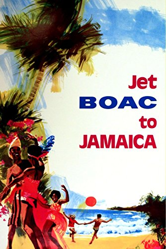 jet-boac-to-jamaica-wonderful-a4-glossy-art-print-taken-from-a-rare-vintage-travel-poster