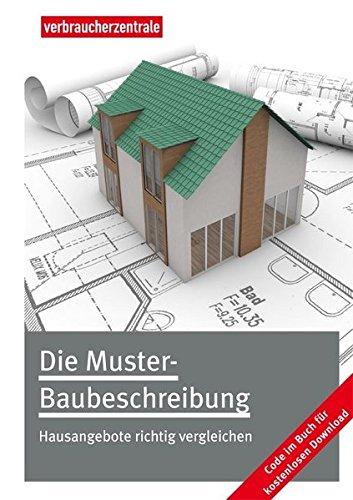 Die Muster-Baubeschreibung: Hausangebote richtig vergleichen