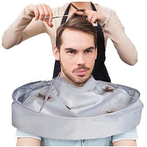 Solike Salon Frisieren wasserdichte Haircutting Gown Friseur Haare schneiden Friseur Haar Tool Cape Tuch Schürze Schatten